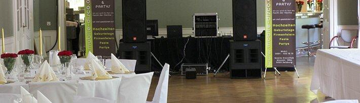 Hochzeitsmusik mit dem Hochzeits DJ