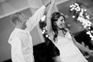 Hochzeits DJ Tirol Brautpaar Hochzeitsfeier