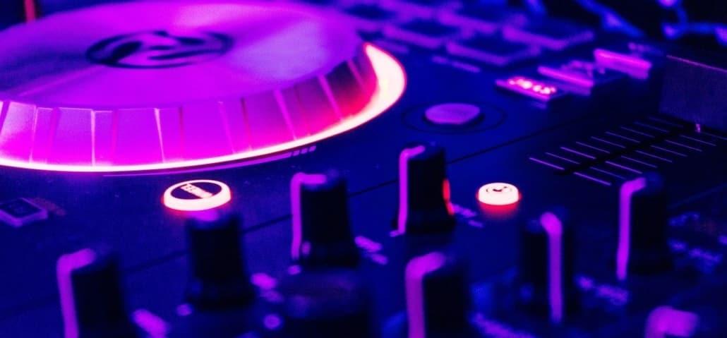 DJ für Hochzeit Turntable