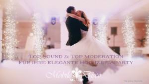 Exlusive Hochzeit mit mobile-disco.at