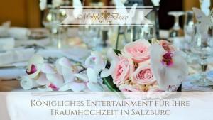 Hochzeits-Event mit hochzeits DJ Soundmaster Austria
