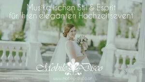 Hochzeits DJ Österreich - DJ Soundmaster Austria