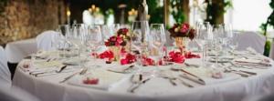 Hochzeits dj Steiermark Dinner