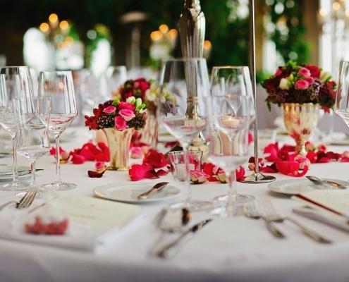 Hochzeits dj Steiermark Kärnten Dinner