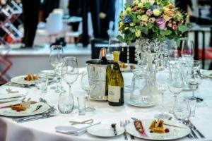 Hochzeits-DJ Tirol Dinner