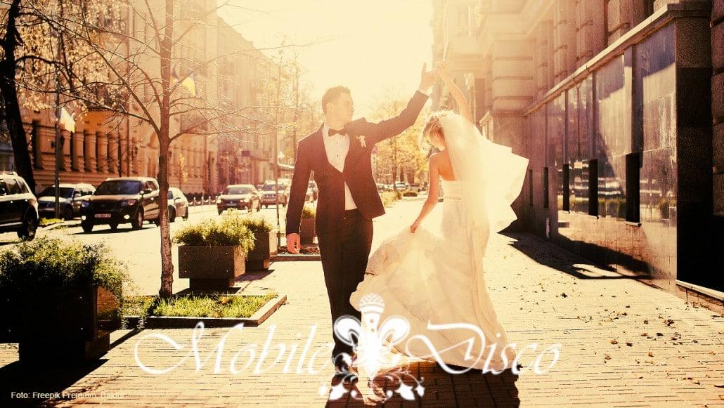 Hochzeitsevent mit Hochzeits DJ Soundmaster Austria