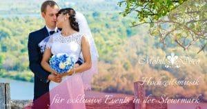 Hochzeitsmusik Hochzeitsevents Steiermark - DJ Soundmaster Austria