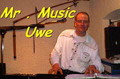 DJ MR. Uwe