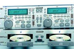 Omnitronic doppel CD-Player cdp-900