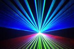 Laser - Lichteffekte