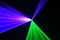 Laser-Effekte