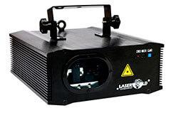 ES-400RGB Laser - Laserworld