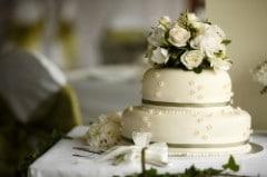 Hochzeitstorte vom Meister