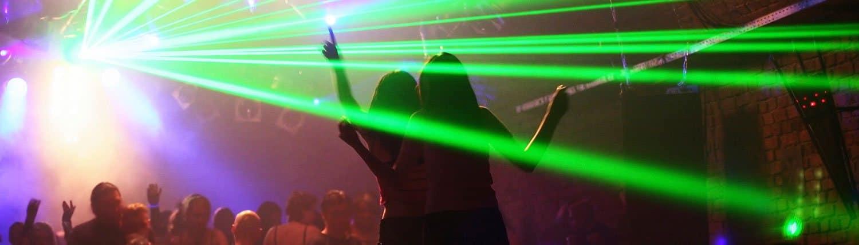DJ Salzburg - Oberösterreich und Wien - Die Discotheken mit Lichtshow
