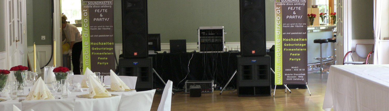 Musik für Hochzeit, Hochzeits DJ
